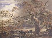 Samuel Palmer Sheltering from the Storm oil painting picture wholesale
